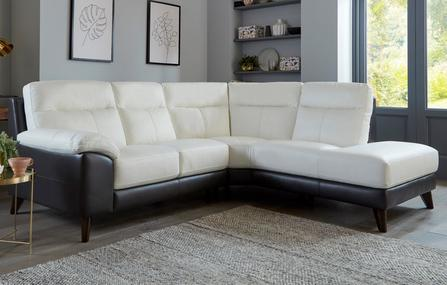 Corner Sofa Units Including Corner Sofa Beds - Whites | DFS